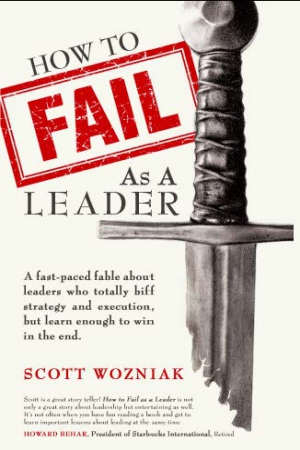 How to Fail as a Leader