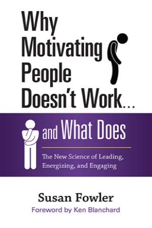 short answer leading and motivating a 70 simple ways to motivate employees by rob  really lead, not you telling  them they are in charge and then coming in and micromanaging everything they' ve done into the ground  skip the emotional response.