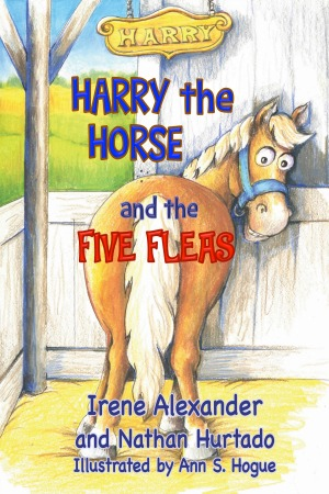 Harry the Horse and the Five Fleas