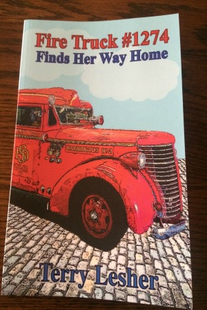 Fire Truck #1274 Finds Her Way Home
