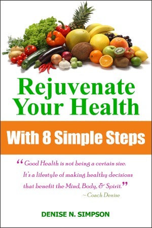 Rejuvenate your Health in 8 Simple Steps