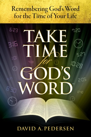 Take Time For God's Word
