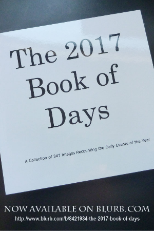 The 2017 Book of Days