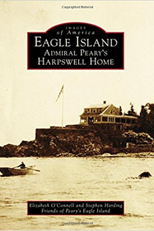 Eagle Island Admiral Peary's Harpswell Home