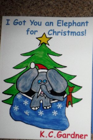 I Got You an Elephant for Christmas!
