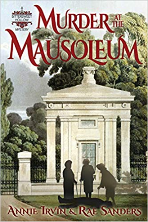 Murder At The Mausoleum (Book 3 in Series)