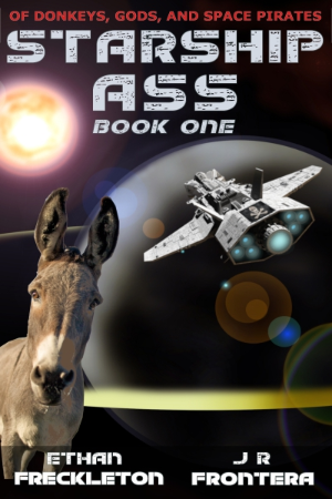 Of Donkeys, Gods, And Space Pirates