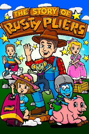 The Story of Rusty Pliers