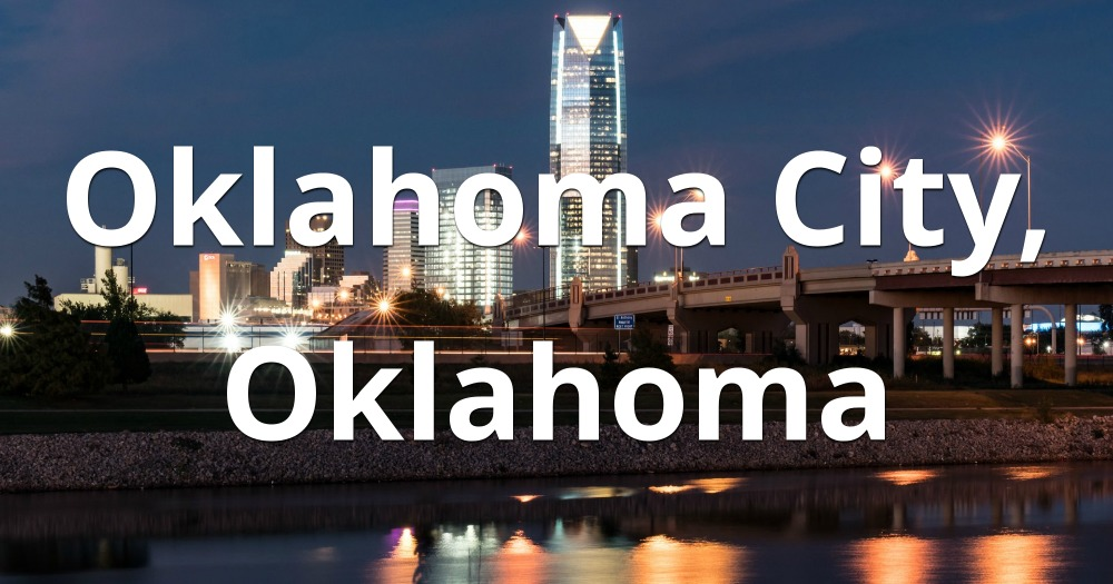Oklahoma City Books