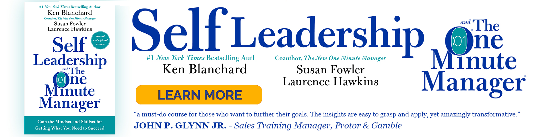 Self Leadership and the One Minute Manager Revised Edition by Susan Fowler