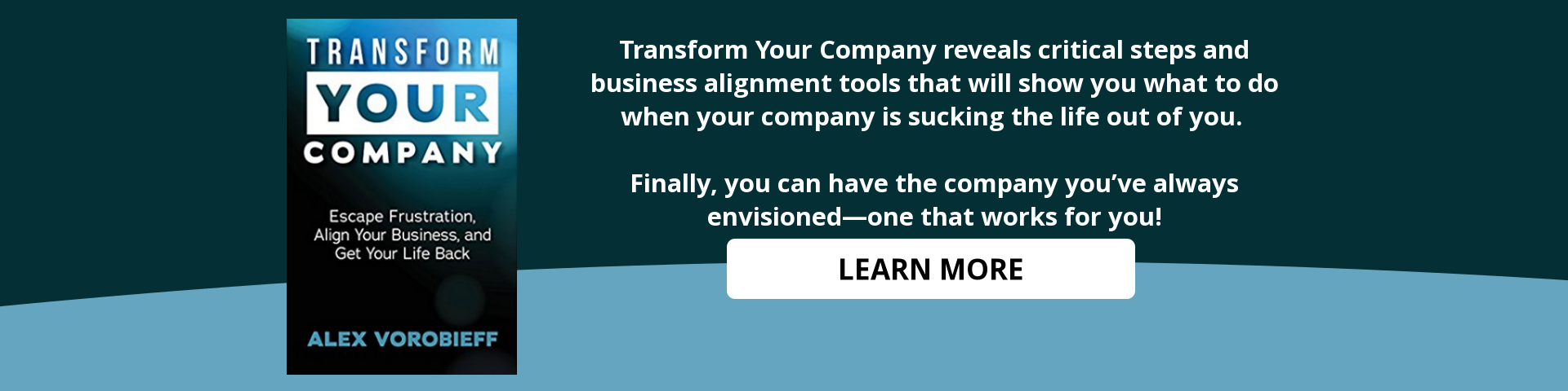 Transform Your Company by Alex Vorobieff