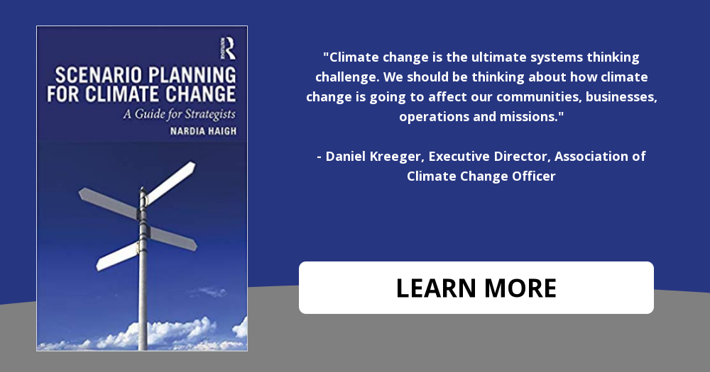 Scenario Planning for Climate Change