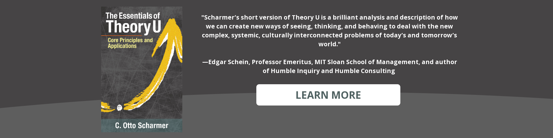 The Essentials of Theory U by Otto Scharmer